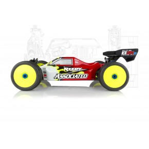 COCHE RC8.2B BUGGY FACTORY...