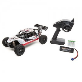 LOSI MINI EIGHT-DB 4WD 1/14 DESERT BUGGY RTR BLANCO
