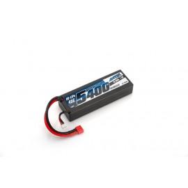 Batería 7.6V-5400 mAh GRAFENO LiHV LiPo 45C c.dura
