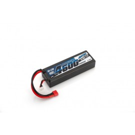 Batería 11.4V-4600 mAh GRAFENO LiHV LiPo 45C c.dura
