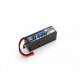 Batería 15.2V-6400 mAh GRAFENO LiHV LiPo 45C c.dura