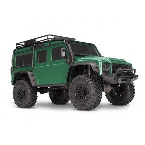 Crawler Traxxas TRX 4 Land Rover Defender Green Forest Limited Edition
