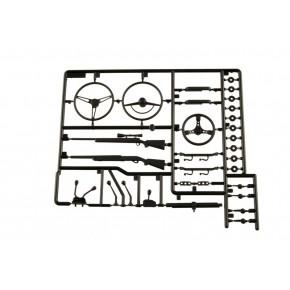 Axial - Interior Details...