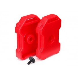 Fuel canisters (red) (2) TRX4