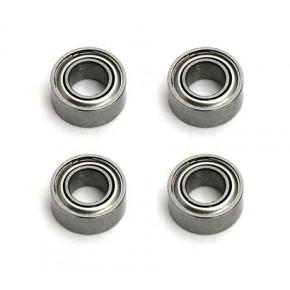 Bearing, 3/16 x 3/8, rubber...