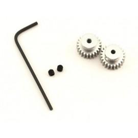 Losi 23T Pinion Gear (2), 370 Motor (MLST/2)
