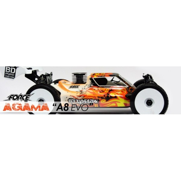 CARROCERIA AGAMA FORCE BUGGY