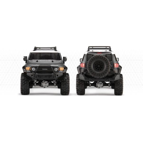Coche HPI EP 1/10 Toyota Venture FJ Cruiser Crawler RTR Gunmetal
