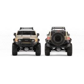Coche HPI EP 1/10 Toyota Venture FJ Cruiser Crawler RTR Sandstorm