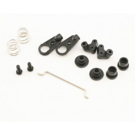 Losi Servo Saver & Mount Set (2) (MLST/2)