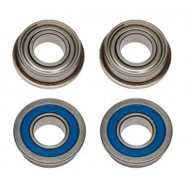 FT Bearings, 8x16x5 mm, flanged