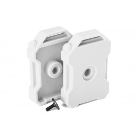 Fuel canisters (WHITE) (2) TRX4