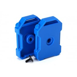 Fuel canisters (BLUE) (2) TRX4