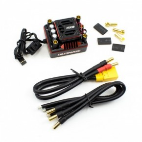 VARIADOR ULTIMATE MX8 BUSHLESS ESC (220A-2-6S)