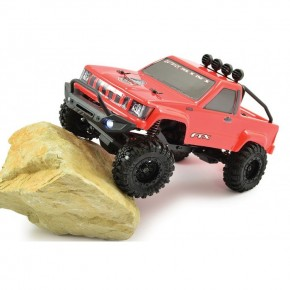 FTX OUTBACK MINI 1:24 TRAIL READY-TO-RUN RED WITH LIPO