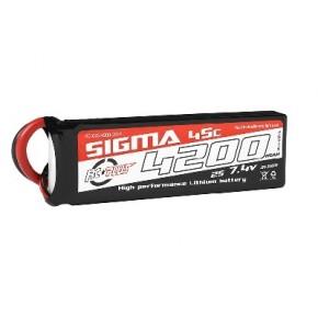 Li-Po Batterypack Sigma 45C...