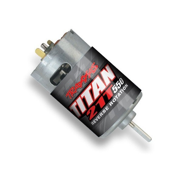 Motor Titan 550 reverse rotation (21-turns/ 14 volts) (1)