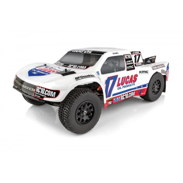 COCHE SC10.3 BRUSHLESS RTR LUCAS OIL