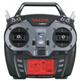 Tactic TTX-850 8-Channel Computer Transmitter Set Mode 2 SLT 2.4GHz 1 Set