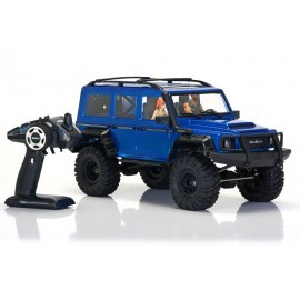 HOBAO DC1 1/10TH TRAIL CRAWLER RTR w/BLUE BODYSHELL RTR