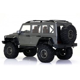HOBAO DC1 1/10TH TRAIL CRAWLER RTR w/GREY BODYSHELL RTR