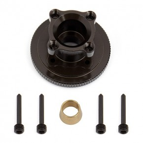 ASSOCIATED RC8B3.1 FLYWHEEL FOR 4-SHOE CLUTCH