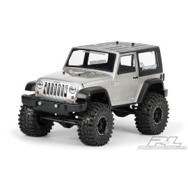 PROLINE 2009 JEEP WRANGLER FOR 1/10 CRAWLERS W/BUMPERS