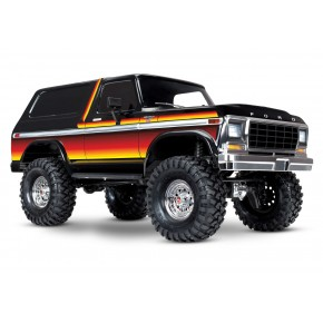 Traxxas TRX-4 Ford  Bronco Crawler