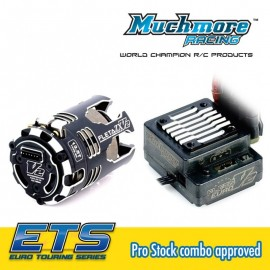 FLETA Euro Brushless ESC Black Case