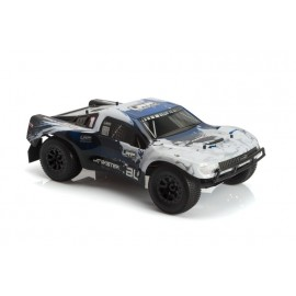 Coche LRP EP 1/10 S10 TW 2 SC 2WD BL RTR 2,4GHz
