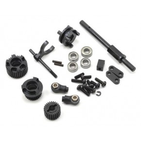 2 Speed Transmission Conversion Kit for SCX10 II