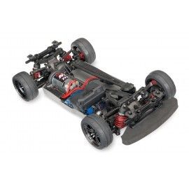 TRAXXAS 4Tec 2.0 4WD chassis TQ 2.4 No, battery,charger,body