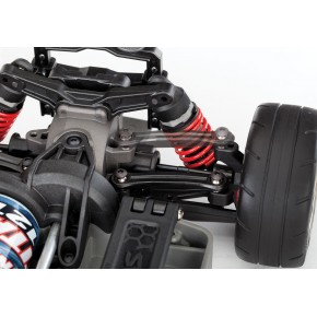 TRAXXAS 4Tec 2 0 4WD chassis TQ 2 4 No, battery,charger,body
