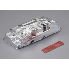KILLERBODY CHROMED LIGHT BUCKET 1/10 CRAWLER (HORRI-BULL)