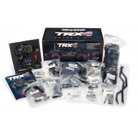 TRAXXAS TRX-4 CRAWLER ASSEMBLY KIT 2.4GHz Requires: Body, Battery and Charger