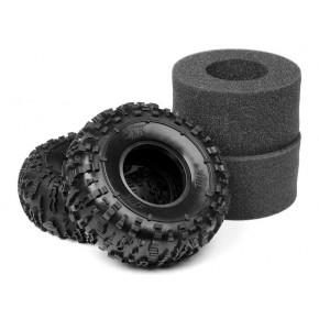 Neumáticos 1/10 Crawler HB...