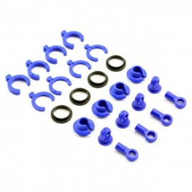 FTX MAULER SHOCK PLASTIC PARTS SET