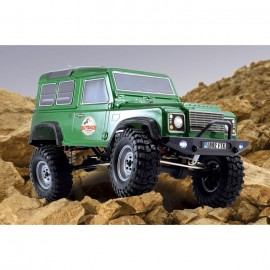 CRAWLER FTX OUTBACK TUNDRA 4X4 TRAIL 1/10 RTR