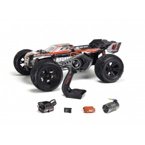 Arrma Kraton 6S BLX 4WD 1/8 Monster Truck RTR no batteries, no charger Green/Black