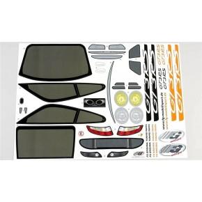 ADHESIVOS PORSCHE 911 GT3