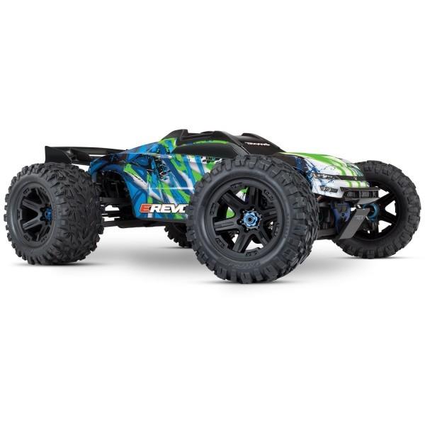 Traxxas E-Revo 2 VXL version 2018