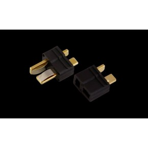 Ultra Hard 2P Connector 1Set (Male & Female)