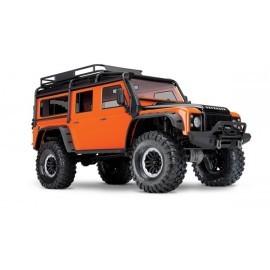 Traxxas Land Rover Defender Crawler, Adventure Edition Orange