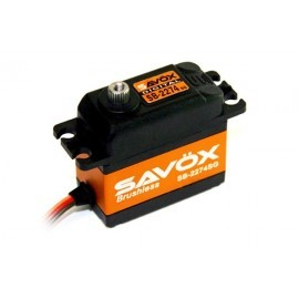 SAVOX DIGITAL LOW PROFILE SERVO 9.0KG 6V