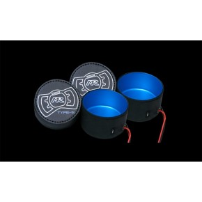Tire Warmer Blue Small Can...