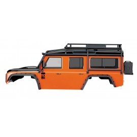 Land Rover Defender Adventure Edition Body