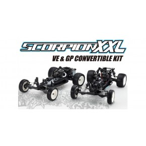 SCORPION XXL 2WD KIT...