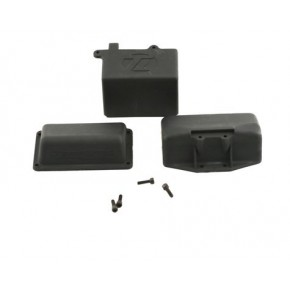 Losi Battery Box, Receiver...