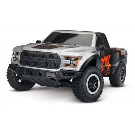 Traxxas Ford F-150 Raptor 1/102WD 2.4GHz (incl. 8.4V battery and charger)