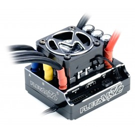 FLETA M8 Competition 1/8th Scale Brushless ESC 180A Black